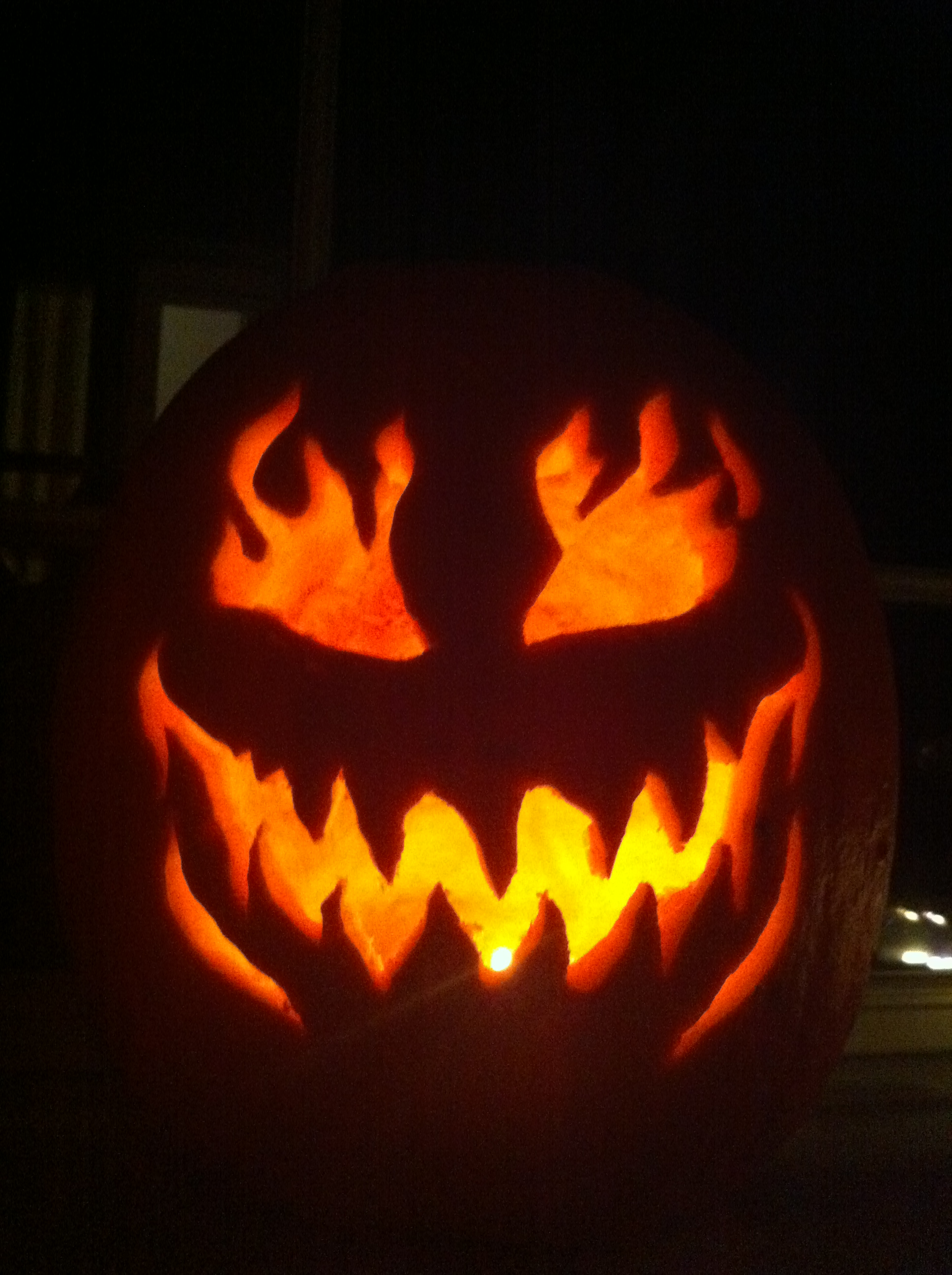 halloween græskar ansigter