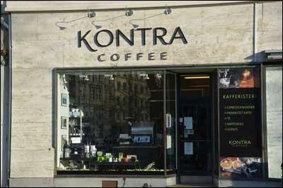 kontra kaffe