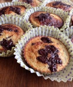 Muffins a la Kira