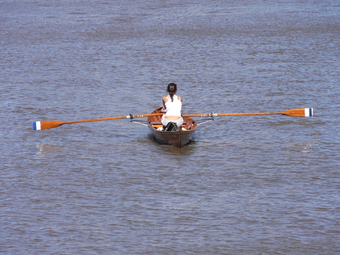 http://www.dreamstime.com/stock-photography-woman-rowing-image2299742