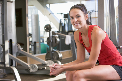 http://www.dreamstime.com/stock-photo-woman-weight-training-gym-image7230910