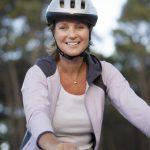 kvindetid cykelhjelm