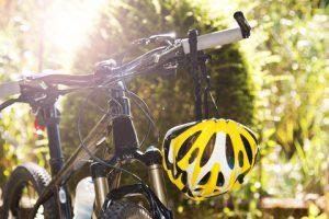 kvindetid cykkelhjelm